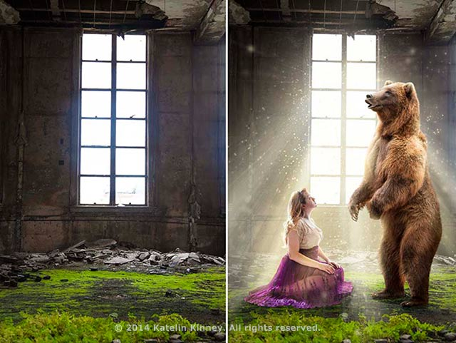 Creating Composite Images in Photoshop