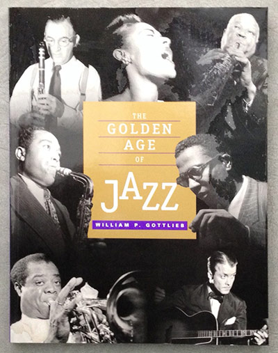 Image of poster depicting the Golden Age of Jazz.