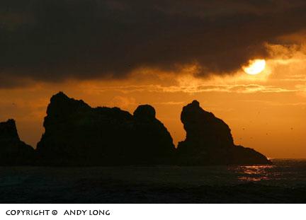 Bandon Beach  – A can't miss spot for a wonderful sunset.