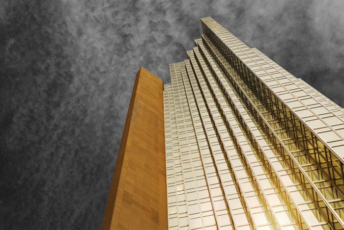 Photo of skyscraper in Toronto, Ontario, Canada by Randy Romano