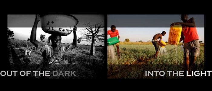 Photo of people in Ghana, Africa by Marielle van Uitert