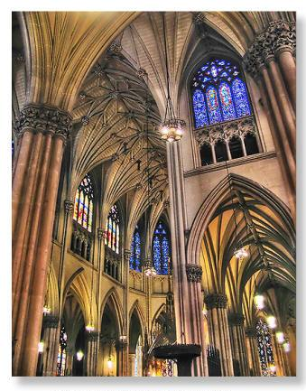 HDR Photography Tutorial - Saint Patrick's Cathedral by Manzari