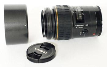 Photo of Tamron Macro Lens by Edwin Brosens