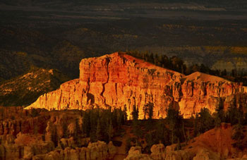 Photo in Bryce Canyon National Park, Utah by Noella Ballenger