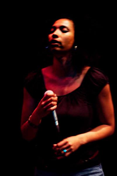 Photo of Tokunbo Akinro at The Israeli Opera by Maya Hed