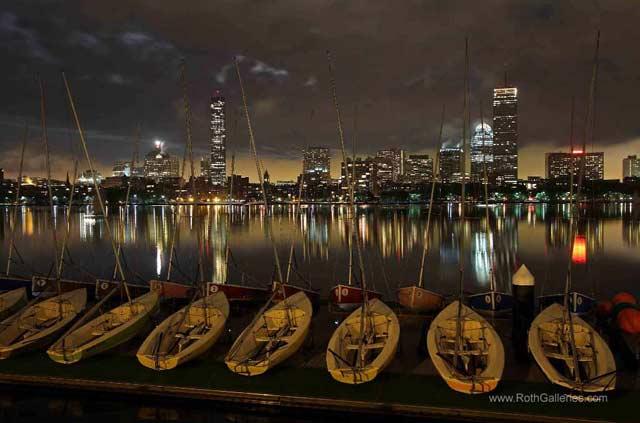 Dark Skies of Boston