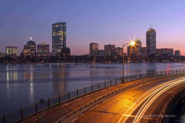 John Hancock and Prudential Buildings, Boston