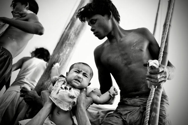 Photographing Charak A Holy Worship In Bengal Apogee