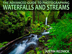 Cover of book The Advanced Guide to Photographing Waterfalls and Streams