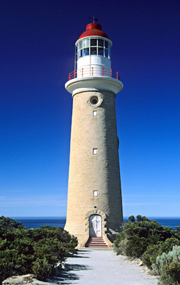 Photo of Cape du Couedic Lighthouse in South Australia by Doris Kolber