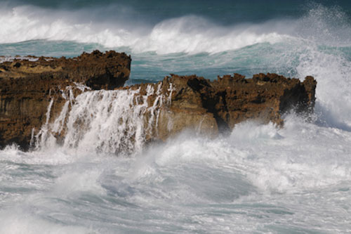 Photo of Shipwreck Coast at Port Campbell, Australia by Cliff Kolber
