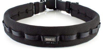 Photo of back of Pro Speed Belt by Think Tank Photo