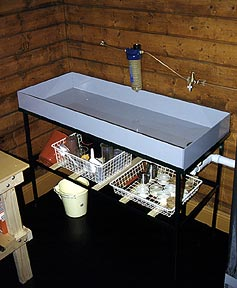 home darkroom equipment