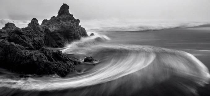 The Swirl of Yin and Yang, Malibu
