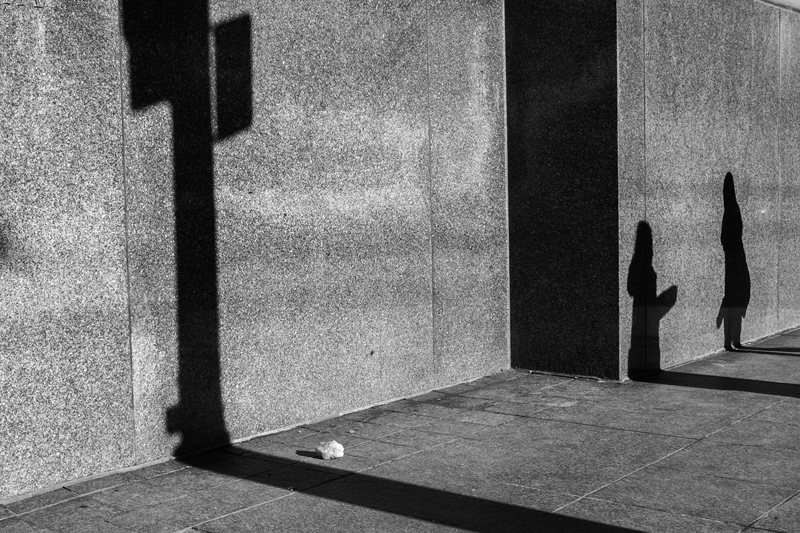 Playing in the Shadows. R.Romano