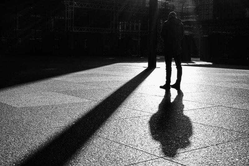 Winter Shadows, R.Romano