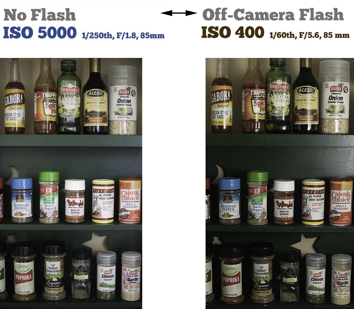 No Flash vs OCR JimAustin Jimagesdotcom