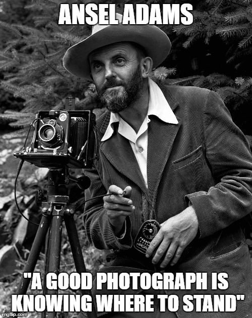 ansel adams photographer quote