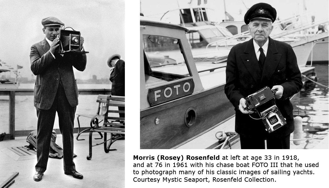 Morris Rosey Rosenfeld Mystic Seaport Collection
