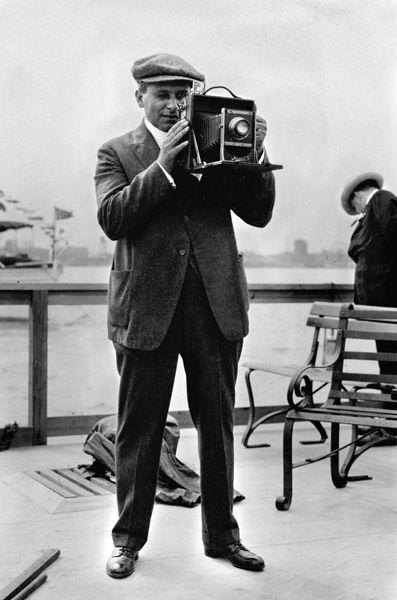Morris Rosey Rosenfeld at 33 in1918