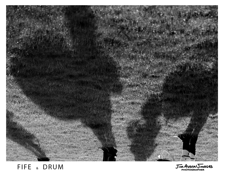 Aperture Absurd 3 Fife and Drum Jim Austin Jimagesdotcom