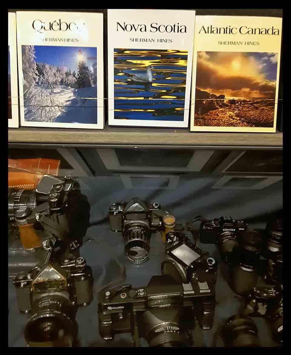 Sherman-Hines-Cameras-and-Books-Jim-Austin-Jimages