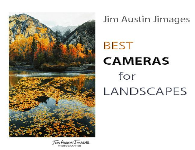 Best (Creative) Cameras for Landscape Photography | Apogee Photo ...