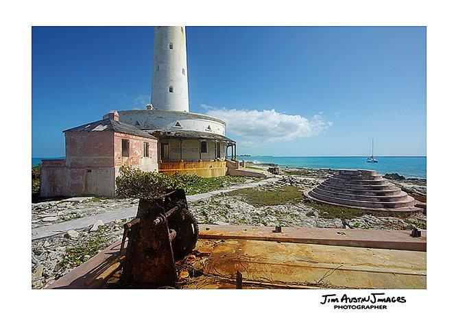 Crooked Island Lighthouse Landscape Jim Austin Jimages