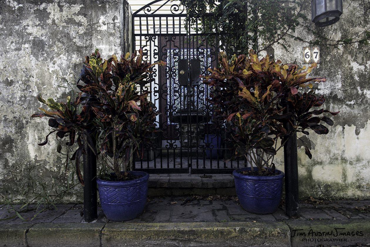 Saint Augustine 67 Marine Street Gate