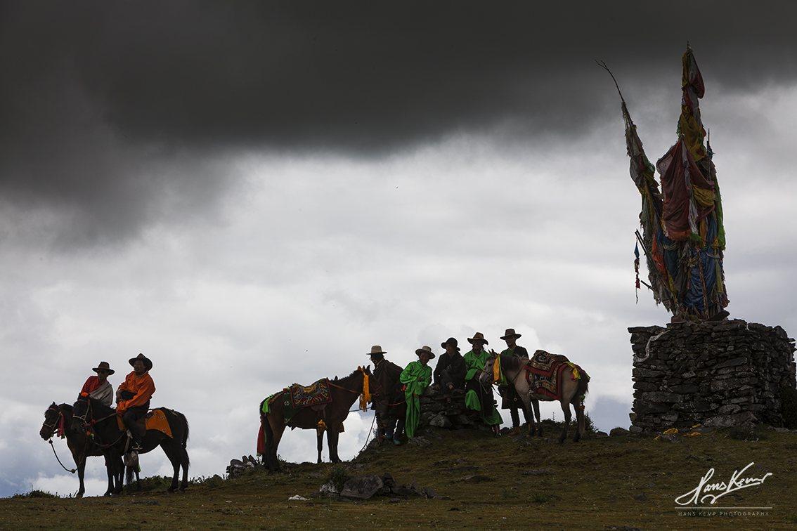 Cowboys of Tibet