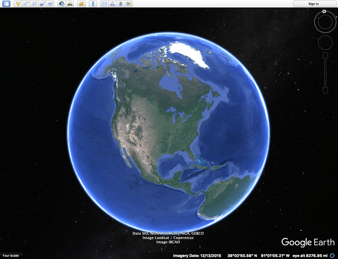 Leveraging Google Earth In Photography Projects | Apogee