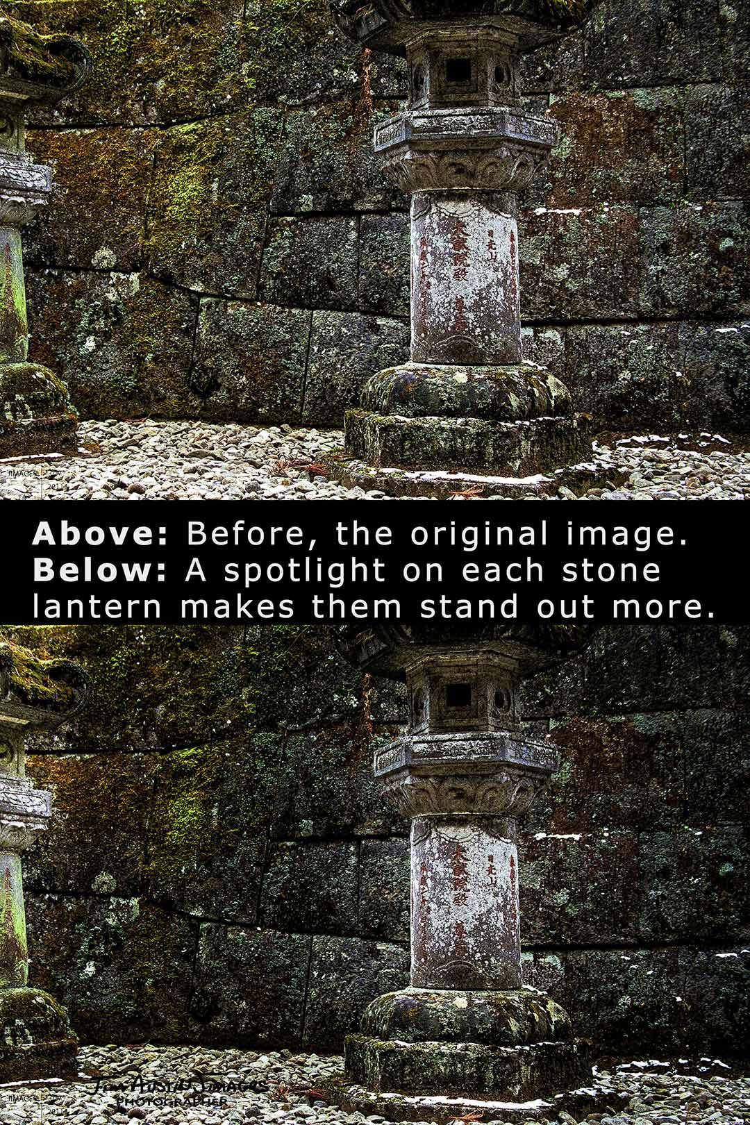 Stone Lantern Nikko