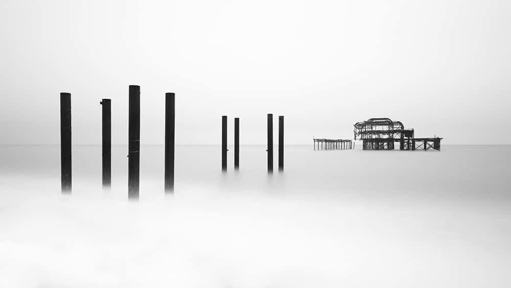 Brighton Pier long exposure