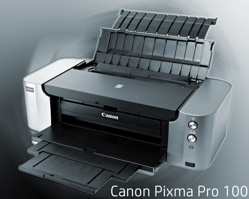TOP PRINTER: Stunning Detail From Canon's Pixma Pro-100