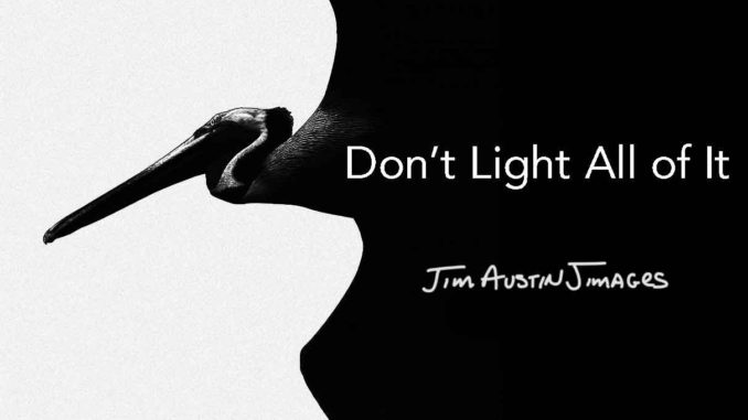 Don't Light All Of It