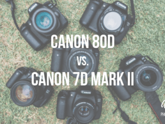 Canon 80D vs 7D Mark II