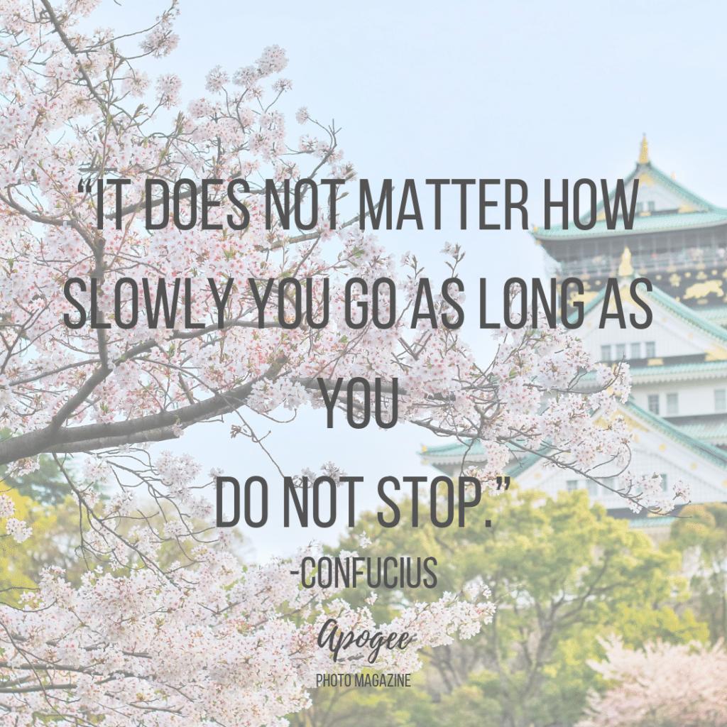 Confucius inspirational quote