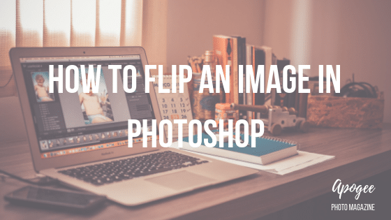 how to flip an image in photoshop