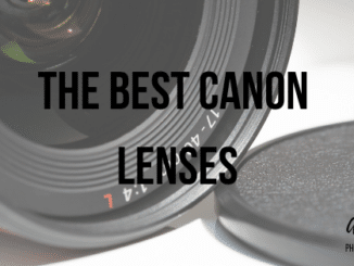 the best canon lenses