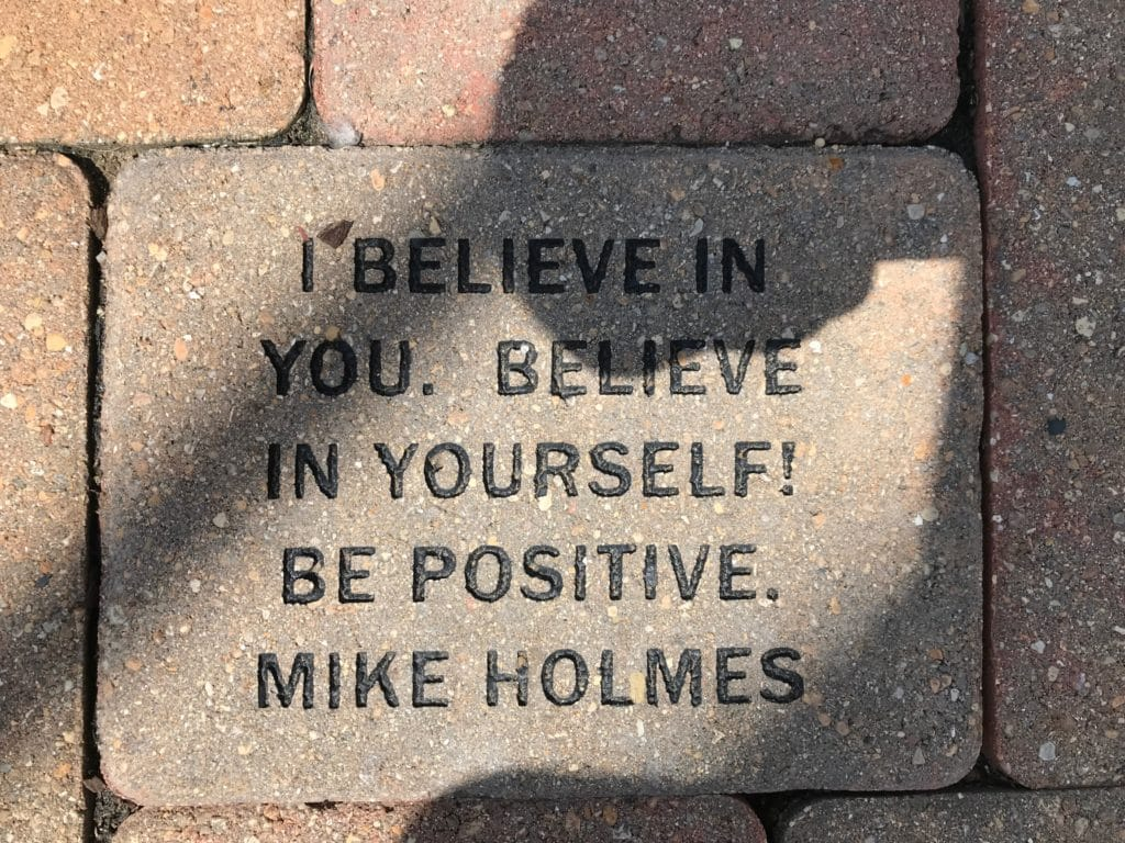 believe in yourself inspirational picture