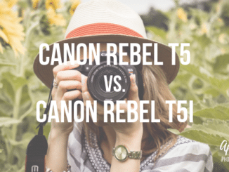 canon rebel t5 vs t5i