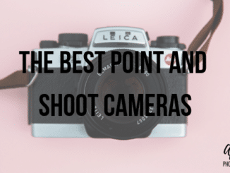 best point and shoot compact camera